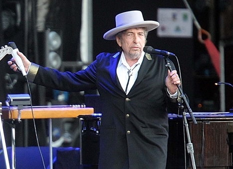 Près d'un million de dollars pour une guitare de Bob Dylan - l'Avenir | Bruce Springsteen | Scoop.it