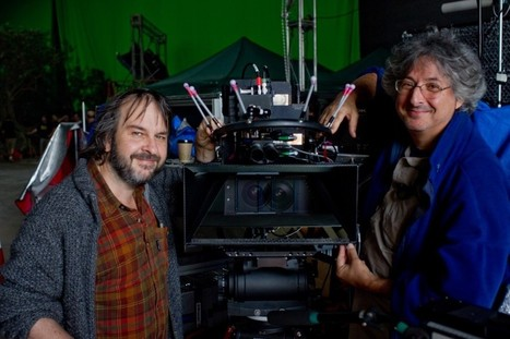 The Hobbit: Weta returns to Middle-earth | fxguide | World Hobbit Project | Scoop.it