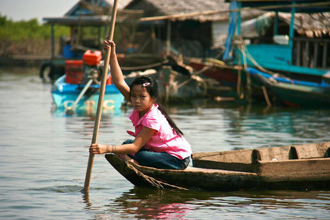 A Push to Save Cambodia's Tonle Sap Lake | Sustain Our Earth | Scoop.it