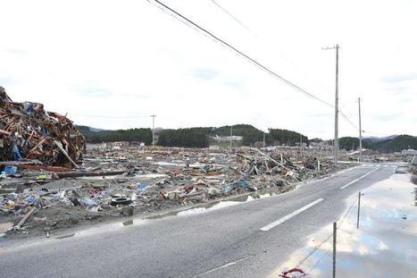 [photos] Au Japon, avant et après le chaos | Libération | Japon : séisme, tsunami & conséquences | Scoop.it