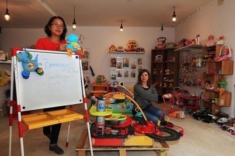 R'2 Jeux : donner une seconde vie aux jouets | Pour une autre manière de consommer | Scoop.it