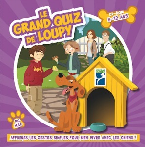 Jeu : Le grand Quizz de ta mascotte Loupi | FLE enfants | Scoop.it