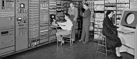 CLOUD COMPUTING HAS BEEN AROUND SINCE THE 1950S | Cloud Computing India | Scoop.it