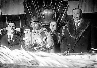 Auguste Thin  Désigné pour choisir le soldat inconnu. - biographie du mois  - Verdun-Meuse.fr | Nos Racines | Scoop.it
