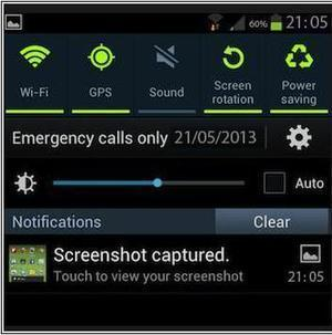 How to Take Screenshot on Samsung Galaxy S4? | Online Technical Support | Scoop.it