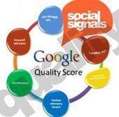 B2B: Le Blog: SEO Google prend de plus en plus en compte les réseaux sociaux | Communication 2.0 et réseaux sociaux | Scoop.it