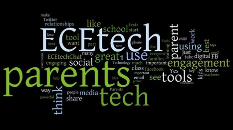 Tech Tools for Parent Engagement | Professional Learning Networks-Family and Community Relationships | Scoop.it