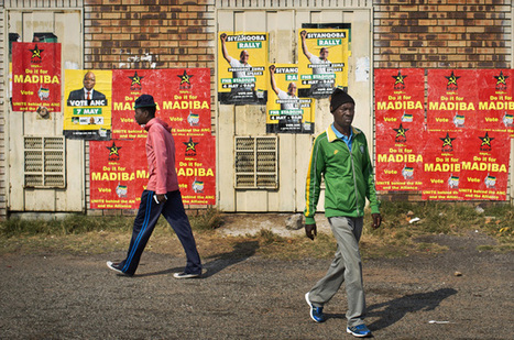 Why aren't South Africa's born frees voting? | It Comes Undone-Think About It | Scoop.it