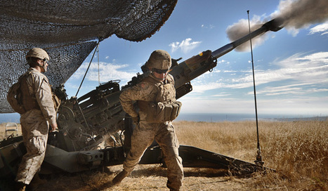 Marine Corps Equipment | Marine Corps Research Project | Scoop.it
