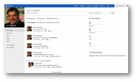SharePoint 2013 - the inside story of Microsoft's plans | simply communicate | Internal Communications, Employee Engagement & the Social Workplace | Scoop.it