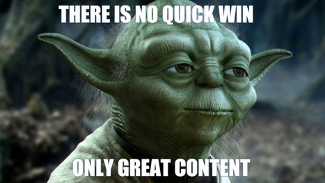 Why great content is the only SEO strategy that wins | SlideShare | Scoop.it
