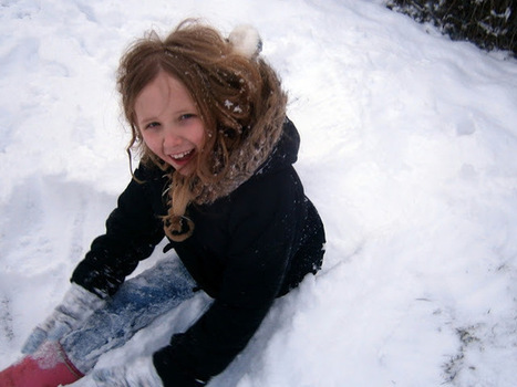 Parenting : Common Sence Approach to School and Snow | This is me - Parenting | Scoop.it