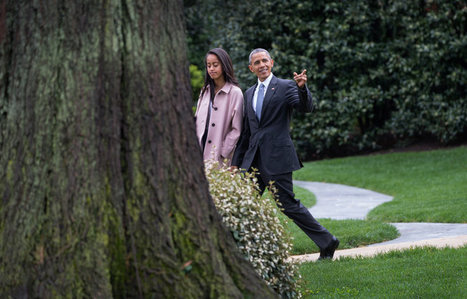 Malia Obama's 'Gap Year' Is Part of a Growing (and Expensive) Trend | IELTS, ESP, EAP and CALL | Scoop.it