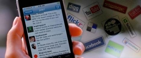 Estudio revela que redes sociales son más adictivas que el tabaco y el alcohol | tic-geomatica | Scoop.it