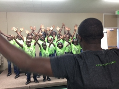 African choir sings to save children, fulfill dreams - KCRA Sacramento | Africa | Scoop.it