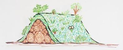 La butte, combine épatante du jardinier bio et paresseux - Rue89   eco   Scoop.it