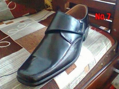 Jual Sepatu Pantofel Kulit Asli (Murah)   Sepatu Pantofel Kulit   Scoop.it