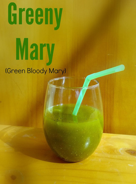 Green Bloody Mary | Recipes | Scoop.it