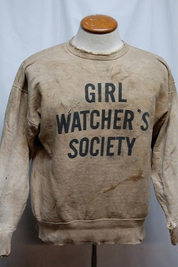 Girl Watcher's Society | Sex History | Scoop.it