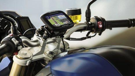 BMW Navigator Street: un GPS d'entrée de gamme pour moto | Balade et voyage moto, coté pratique ! | Scoop.it
