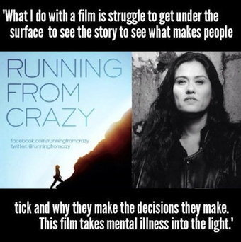 Mariel Hemingway and Barbara Kopple on their documentary Running From Crazy | Mental Health & Creativity | Scoop.it