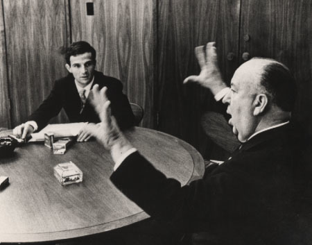 Listen to François Truffaut's Big, 12-Hour Interview with Alfred Hitchcock (1962) | Cinema Zeal | Scoop.it