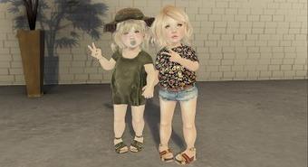 ʚWardrobe Miaɞ   亗 Second Life Kids Lookbook 亗   Scoop.it