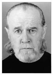 Was George Carlin Our Mark Twain? Comedy Greats Say Yes   Underwire   Wired.com   George Carlin   Scoop.it