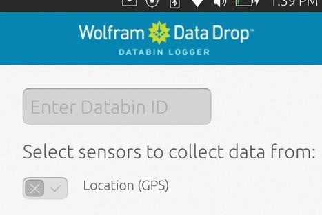 Wolfram Research turns your Ubuntu phone into an IoT sensor | Raspberry Pi | Scoop.it