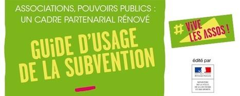Subvention : faites-en bon usage ! | Associathèque | REZO 1901 | Scoop.it