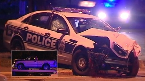 Winston-Salem police officer pleads guilty in deadly crash case | Police Problems and Policy | Scoop.it