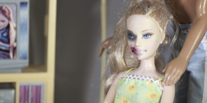 Domestic Abuse Barbie Art Project Shows Realities Of Violence Against Women | Herstory | Scoop.it