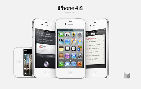 Cheapest iPhone 4S Contracts & Read Reviews in the UK | Apple iPhone 4S Deals | Scoop.it
