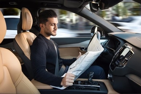 """Volvo's autonomous driving trial will be UK's """"most ambitious"""" 