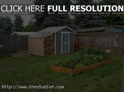 Backyard Ideas: Backyard Shed Ideas For Unused Things, backyard shed ideas, backyard office shed ~ TheStudioe | Home Design Ideas | Scoop.it