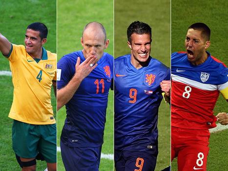 Los goleadores 'multimundialistas', por Carlos Sequeyro | MUNDIAL 2014 | Scoop.it