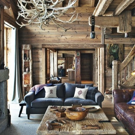 Luxury Lodging at SHL Méribel | Picture Chest Photography { Inspirations & Insights } | Scoop.it