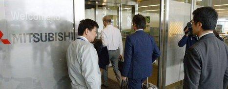 L'action Mitsubishi Motors plongeaprès l'aveu de manipulation de données | great buzzness | Scoop.it