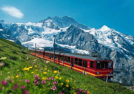 Interlaken, Switzerlan Classic shuttle trai Amazing!! | Combo Holidays | Scoop.it