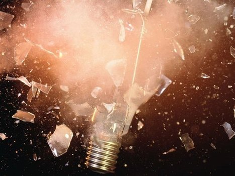 Big Data: The five stages of confronting disruptive innovation | Lean Startup Zen | Scoop.it