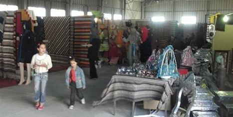 الكاف:إقبال متوسط  على  صالون الصناعات التقليدية | Salon de l'artisanat du Nord | Scoop.it