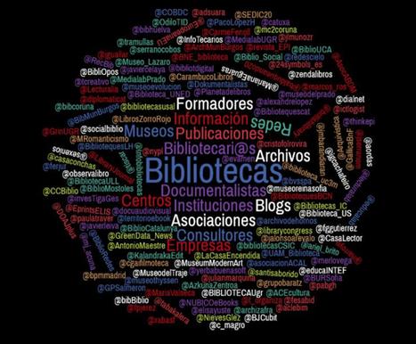Los140infodoc 2016 - BiblogTecarios | Content Curator | Scoop.it