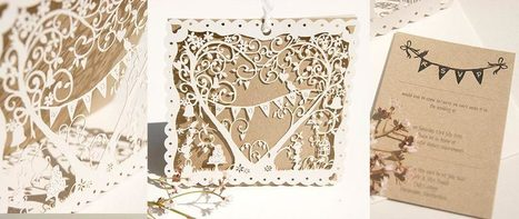 Design Your Unique Wedding Card With Laser Cut Print   The Wedding Cards Online   Scoop.it