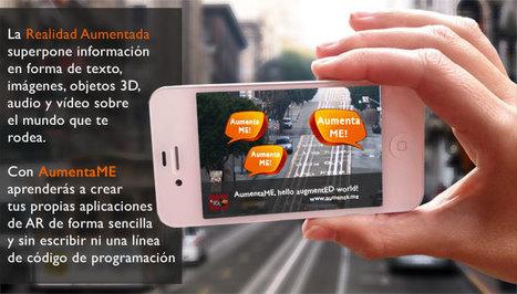 aumenta.me | hello augmentED world! | Aplicaciones TIC | Scoop.it