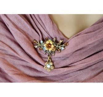 Michal Negrin - Ladies Vintage Brooch | Michal Negrin | Scoop.it