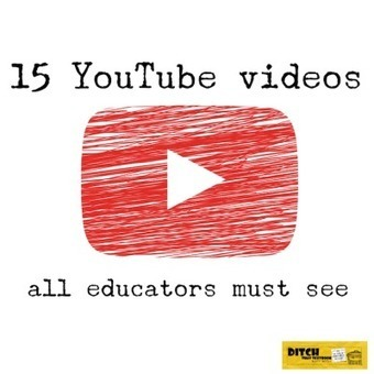 15 YouTube videos all educators must see | Tech Time 833 | Scoop.it