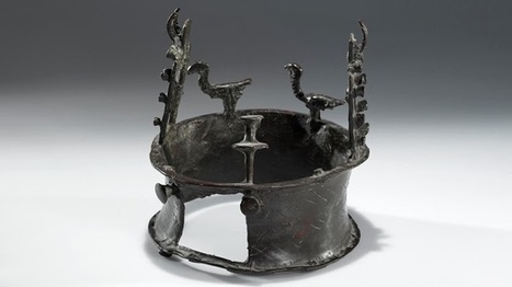 ISRAEL/USA : Copper Age crown, the world's oldest, to go on display in Manhattan | World Neolithic | Scoop.it