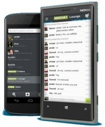 NinChat. Une espace en ligne pour le travail collaboratif | Communication digitale | Scoop.it