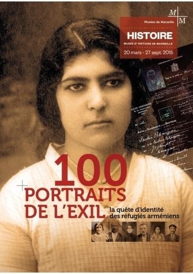 100 portraits de l'exil, la quête d'identité des réfugiés arméniens | Rhit Genealogie | Scoop.it