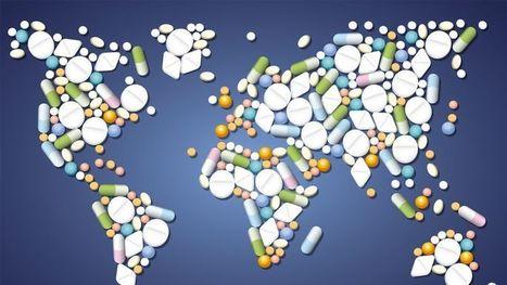 Une appli pour trouver son médicament partout dans le monde | Esanté, Santé digitale, Santé Mobile, Santé connectée, Innovation santé, | Scoop.it